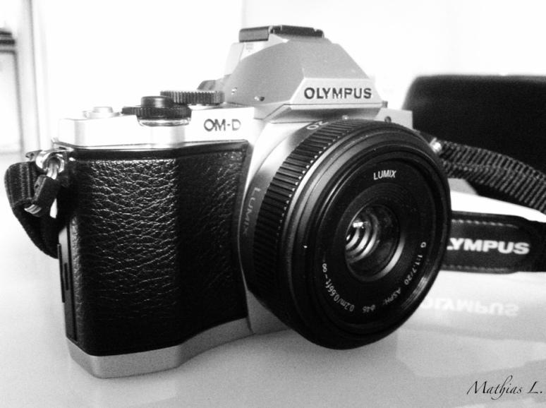 Olympus camera OM-D E-M5