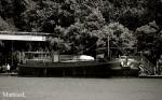 Péniche sur le Canal
