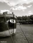 """La """"Demoiselle"""" du Canal"""