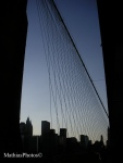Another vision of the Brooklyn Bridge