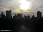 From the MET roof