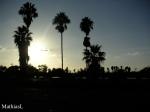 Sun set in San Diego