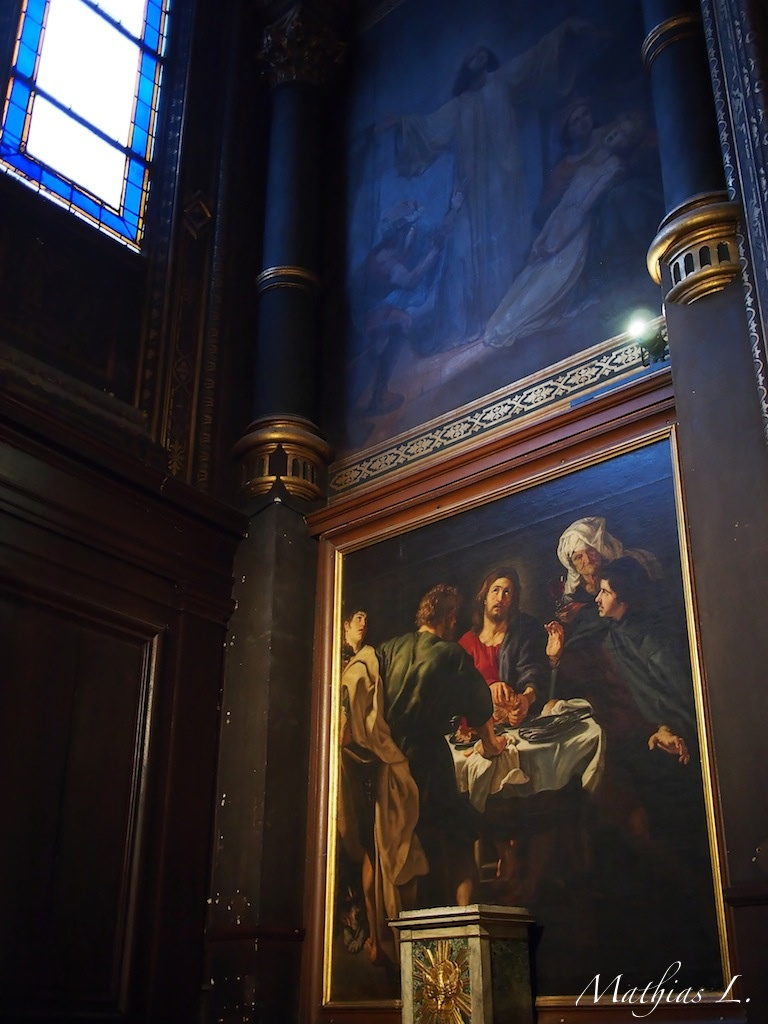 «Les Disciples d'Emmaüs» de Rubens