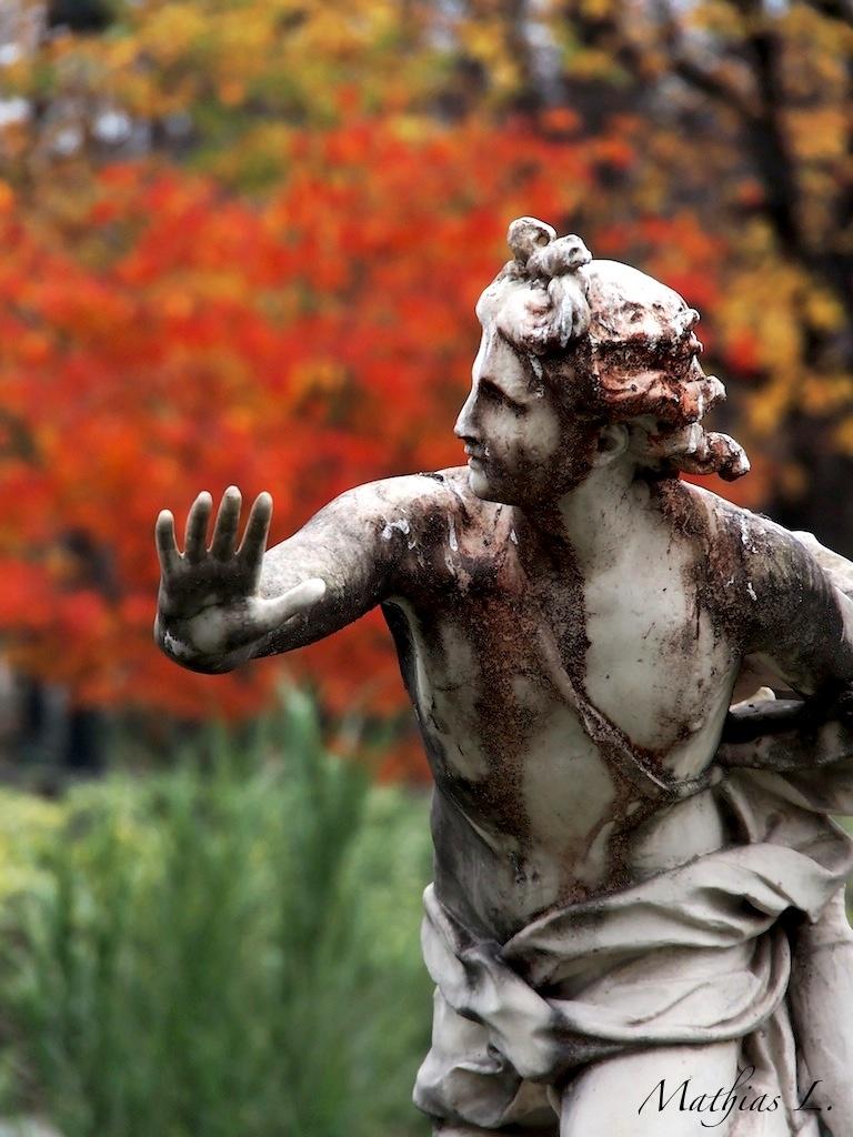 Statues des Tuileries