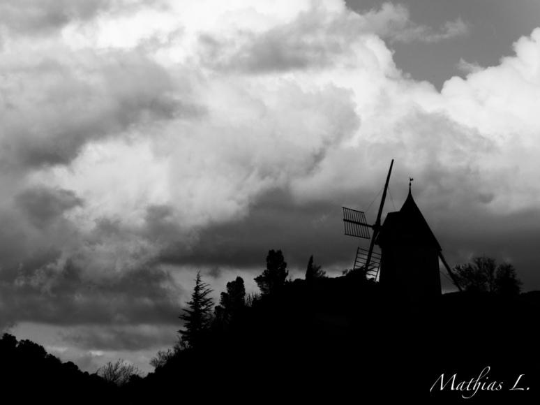 Moulin d'Omer Cucugnan