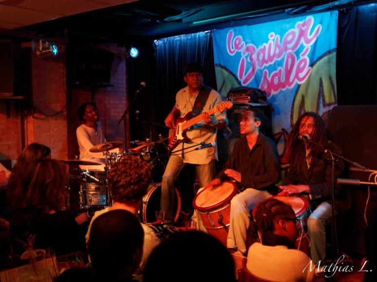 Sonny Troupé Quartet @ Baiser Salé