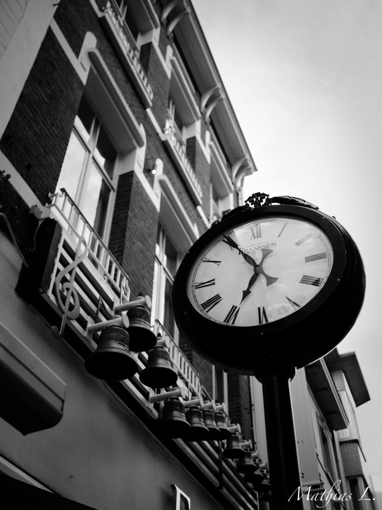 Le temps qui court … à Hasselt