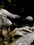 """Monument """"A la gloire de l'expansion coloniale"""" (fragments)"""