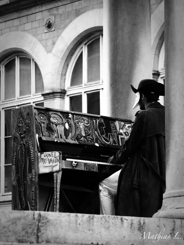 Le Pianiste de l'Hôtel-Dieu