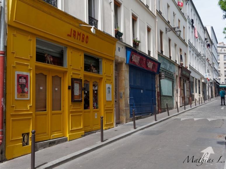 Rue Sainte-Marthe