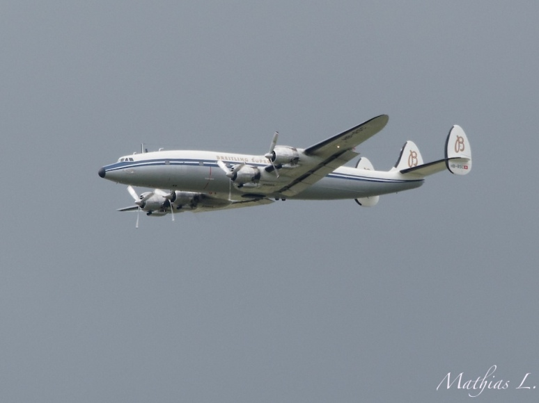 Super Constellation - Le Bourget 2013