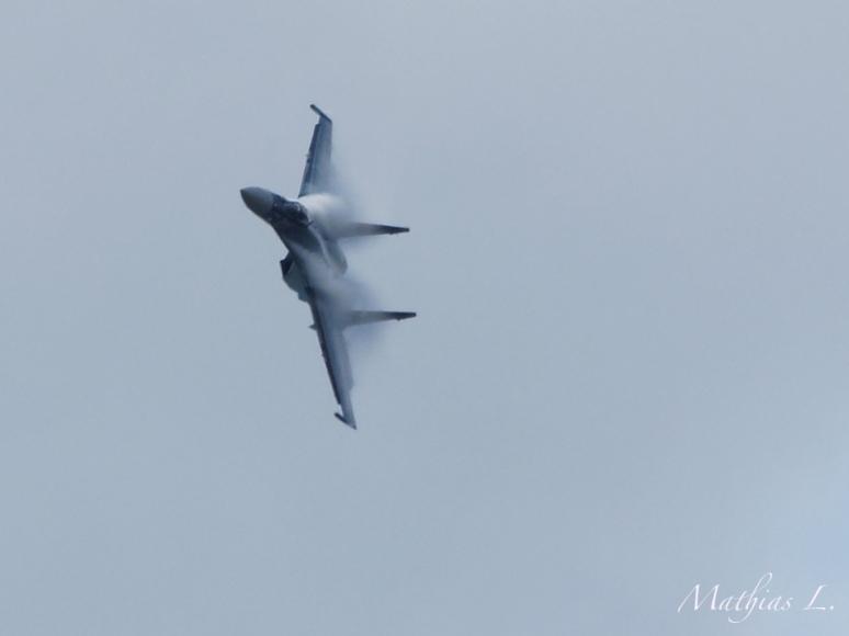 Sukhoi Su-35 - Le Bourget 2013