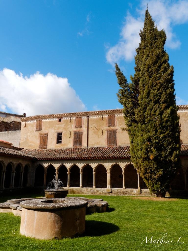 Abbaye de St Hilaire