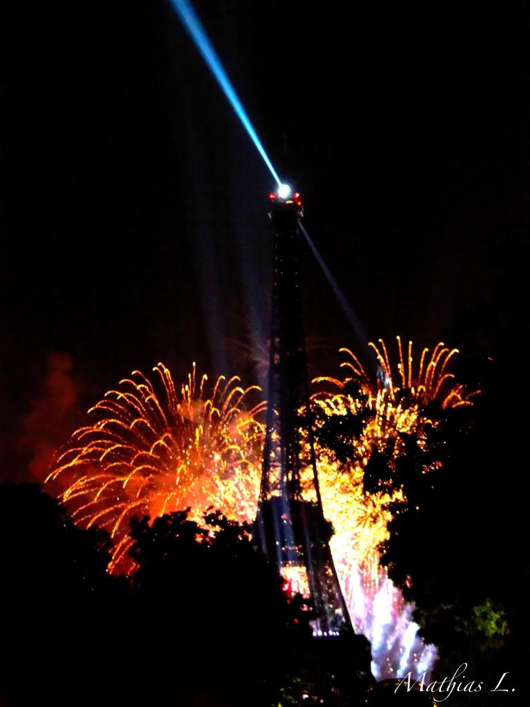 Tour Eiffel - 14 Juillet 2013