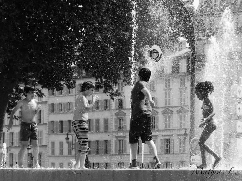 Place de l'Hôtel de Ville - Paris