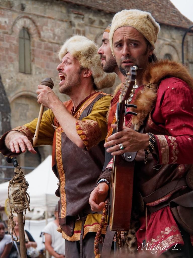 20e Foire médiévale de Souvigny