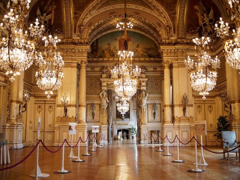 Hôtel de préfecture du Rhônev