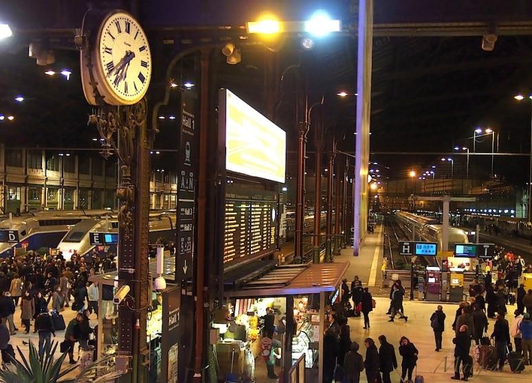 Le Train Bleu - Gare de Lyon