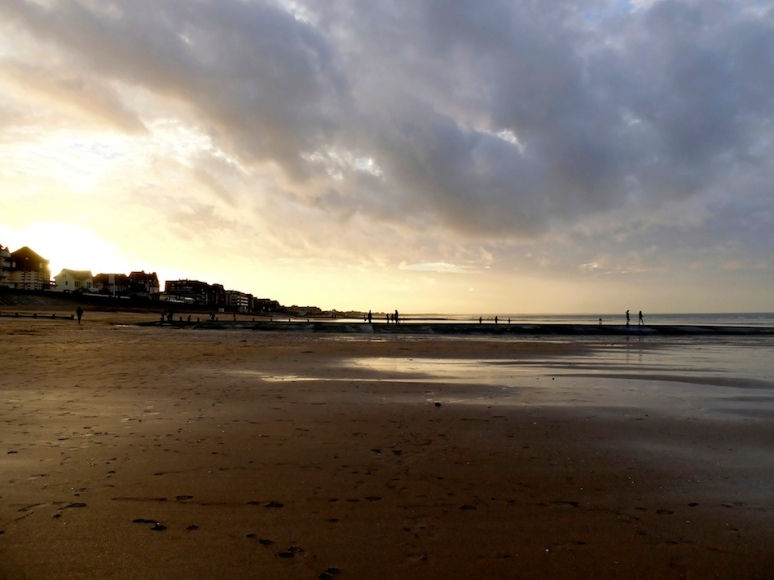 Cabourg (plage)