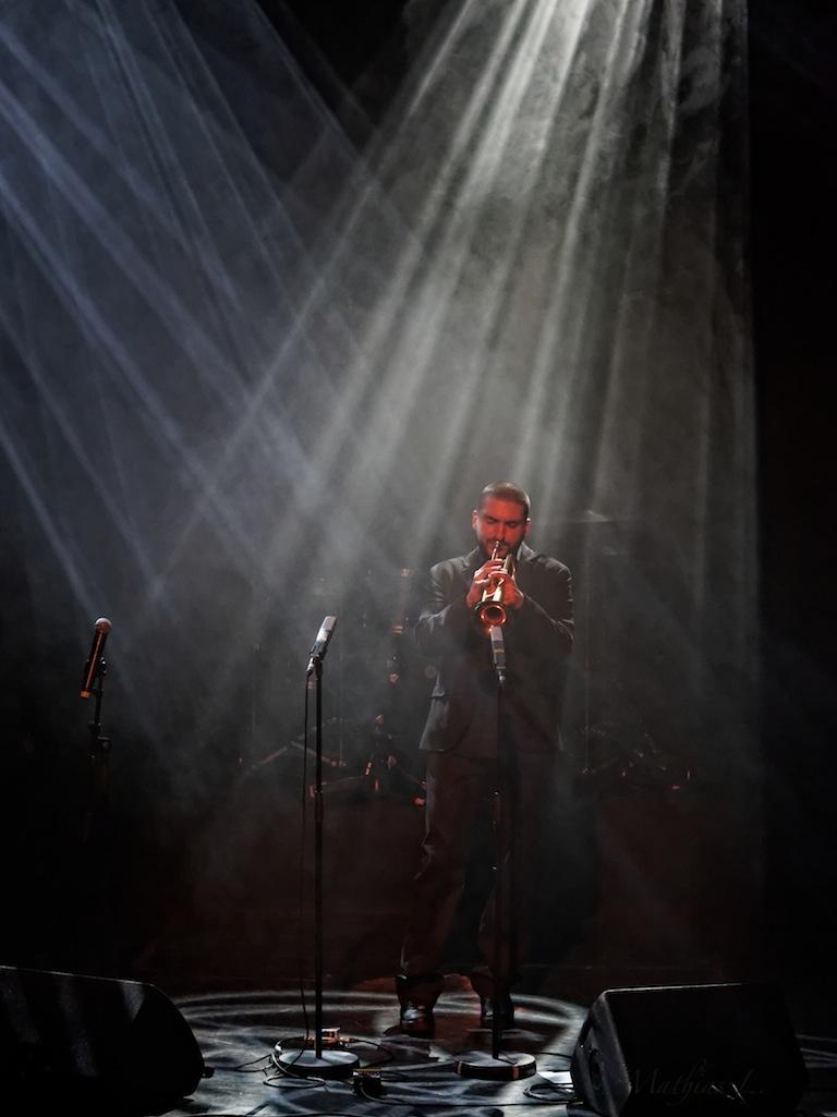 Ibrahim Maalouf - Théâtre des Deux Rives