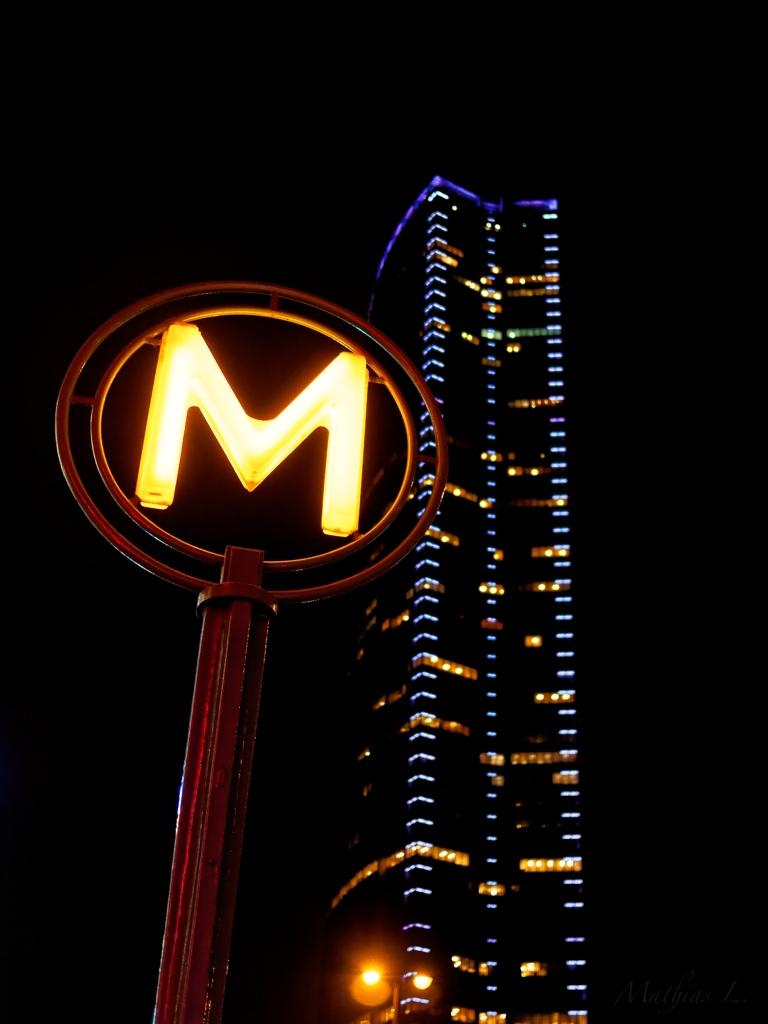 Métro Montparnasse