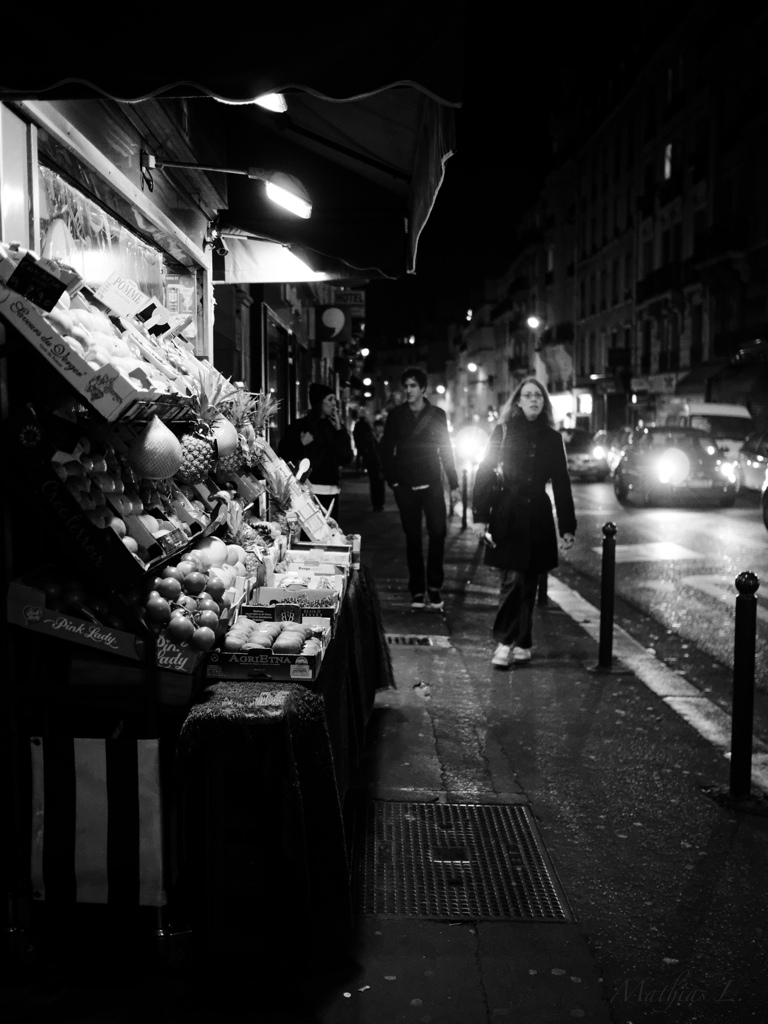 5 fruits et légumes par … nuit