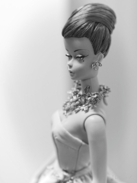 """Barbies """"rétro-chic"""""""