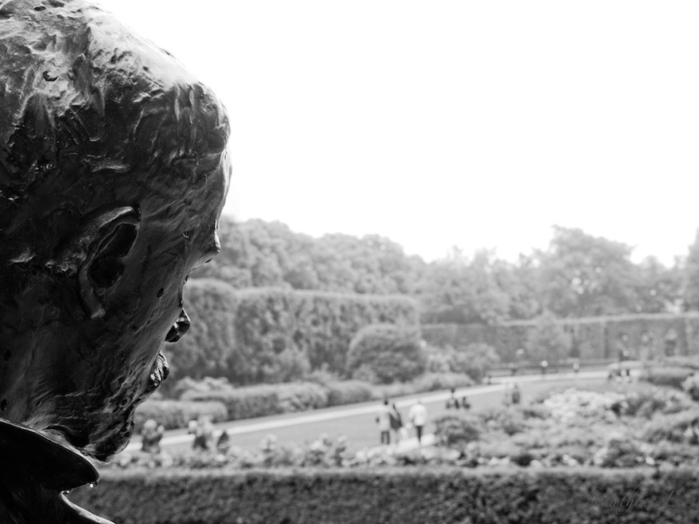Jadin du Musée Rodin