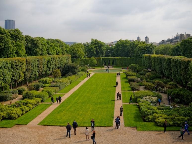 Jardin - Musée Rodin