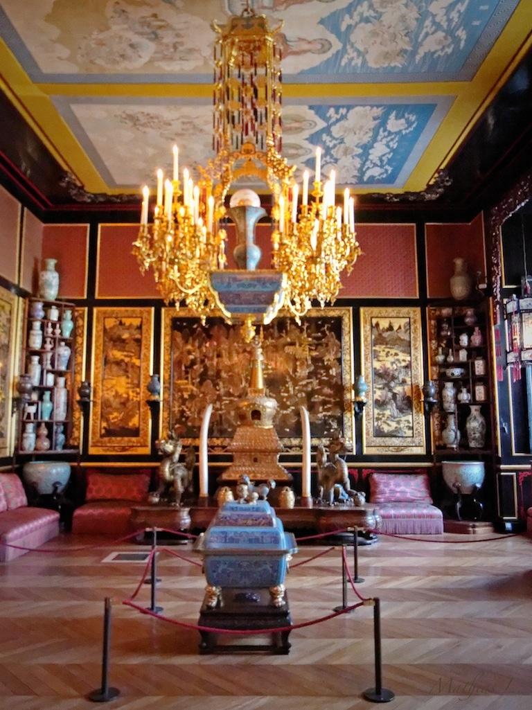 Château de Fontainebleau - Musée Chinois