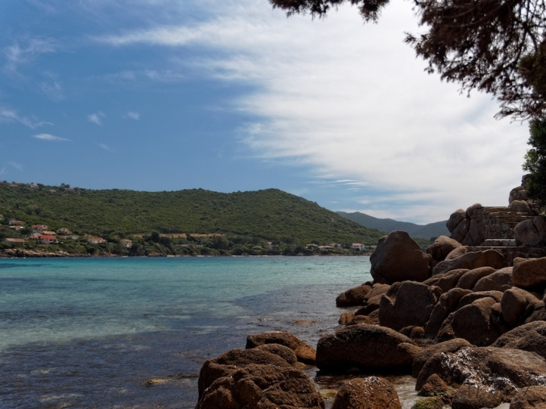 Plage U Mari - Corse du Sud