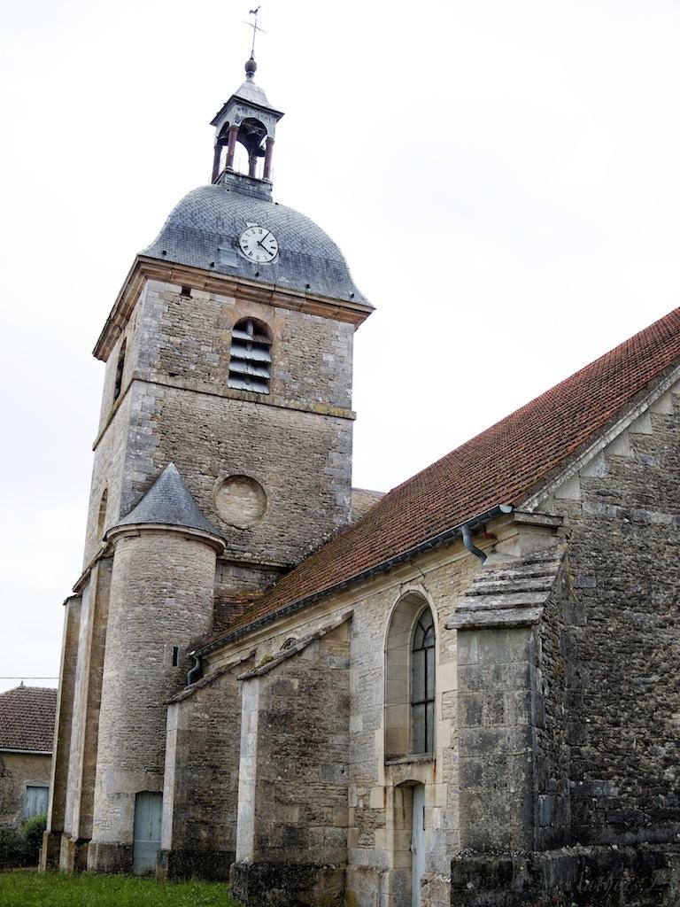 Ambonville - L'église