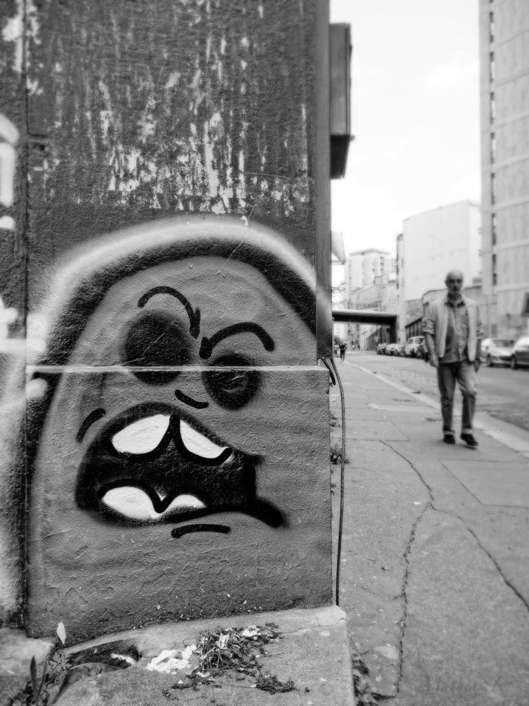 Danger dans la ville