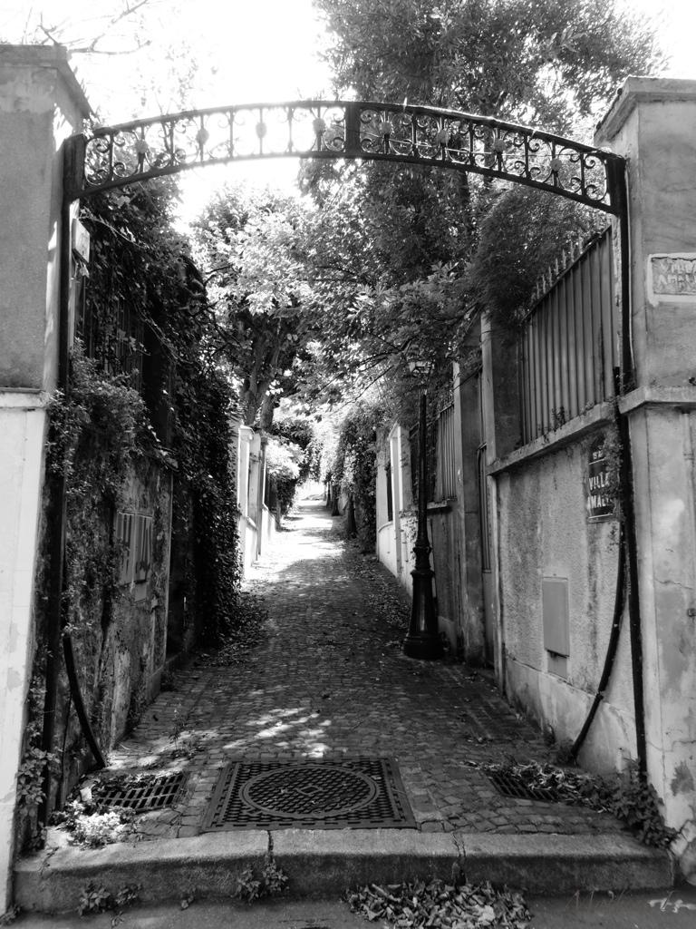 La Mouzaïa - Paris