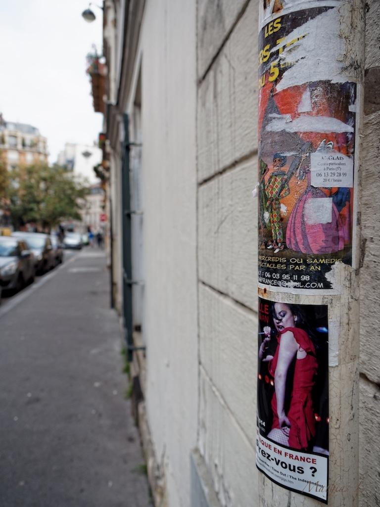 Paris un Dimanche