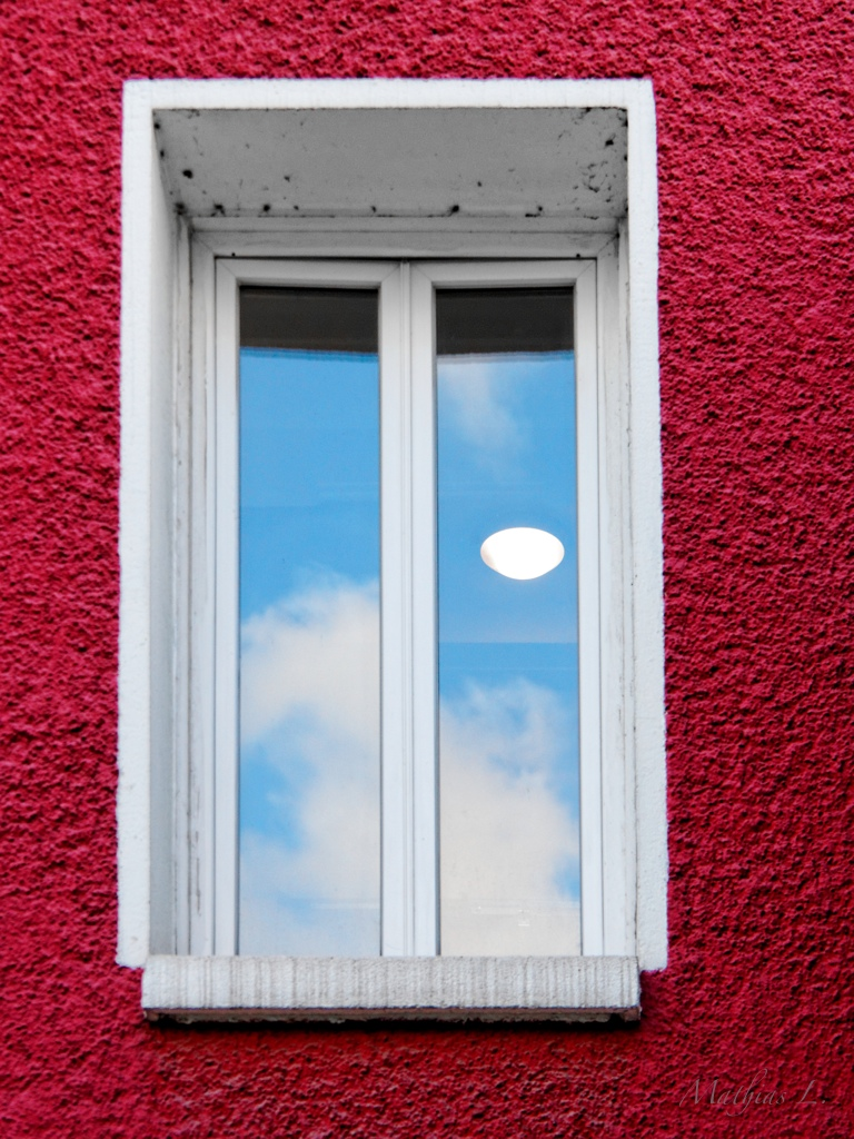 Ciel !!! Ma fenêtre !!!