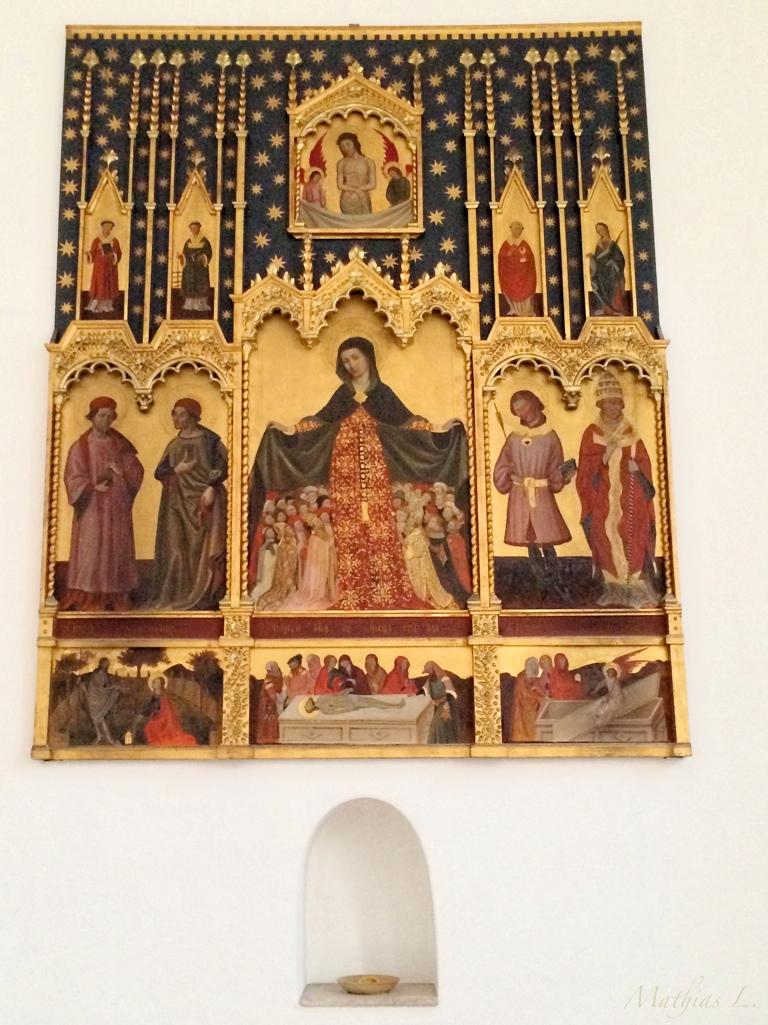 La chapelle de l'hôtel Saint-Paul