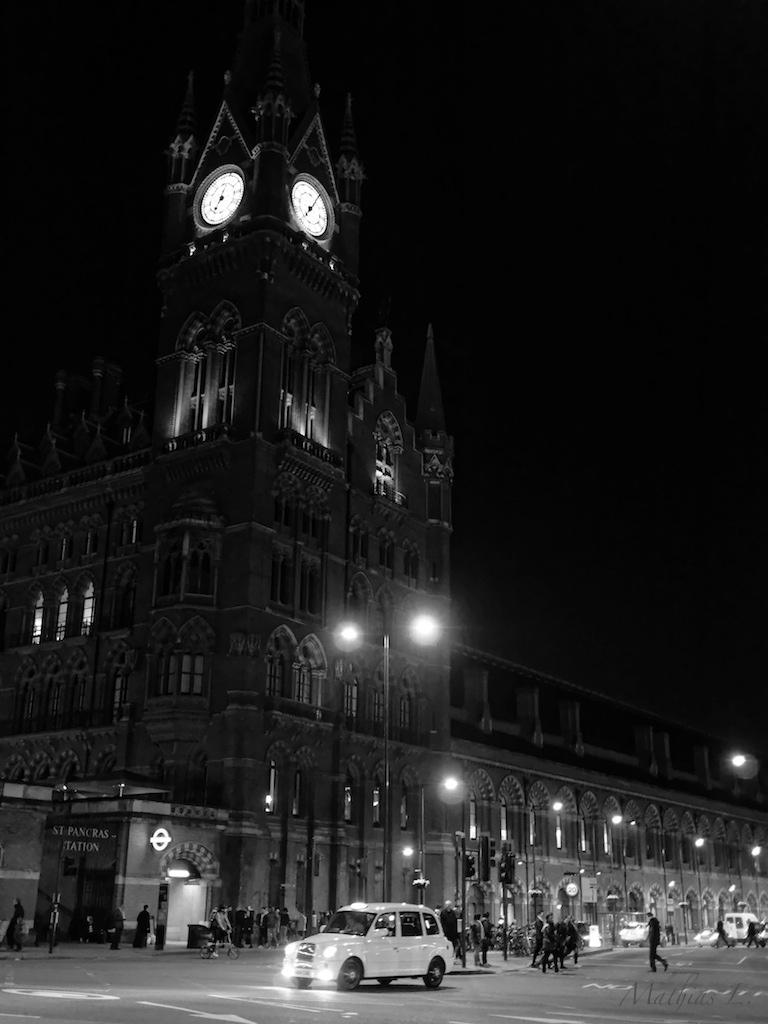 Londres - St Pancras
