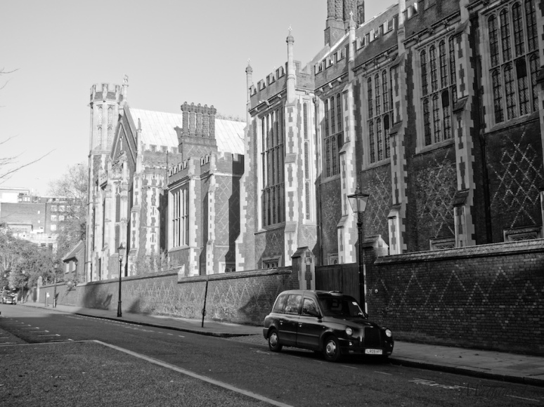 Londres - Newman's Row