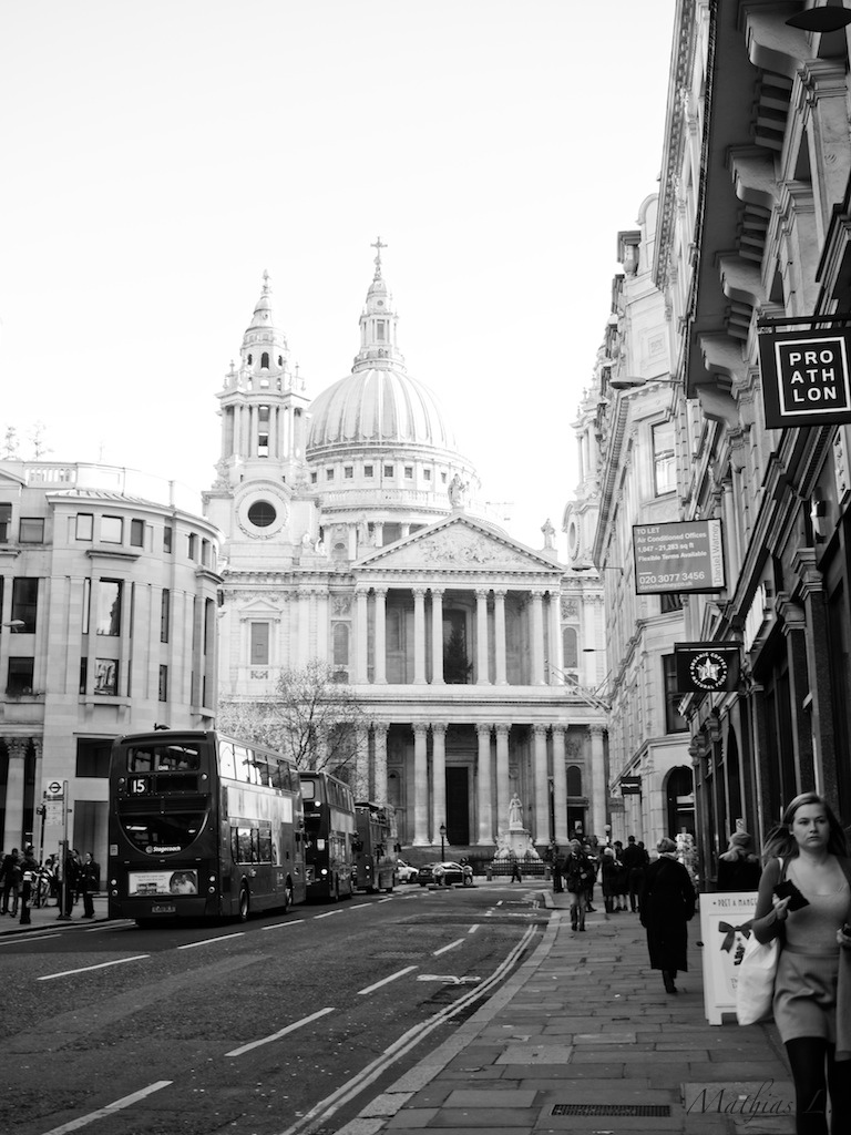 Londres - St Paul's Cathedral