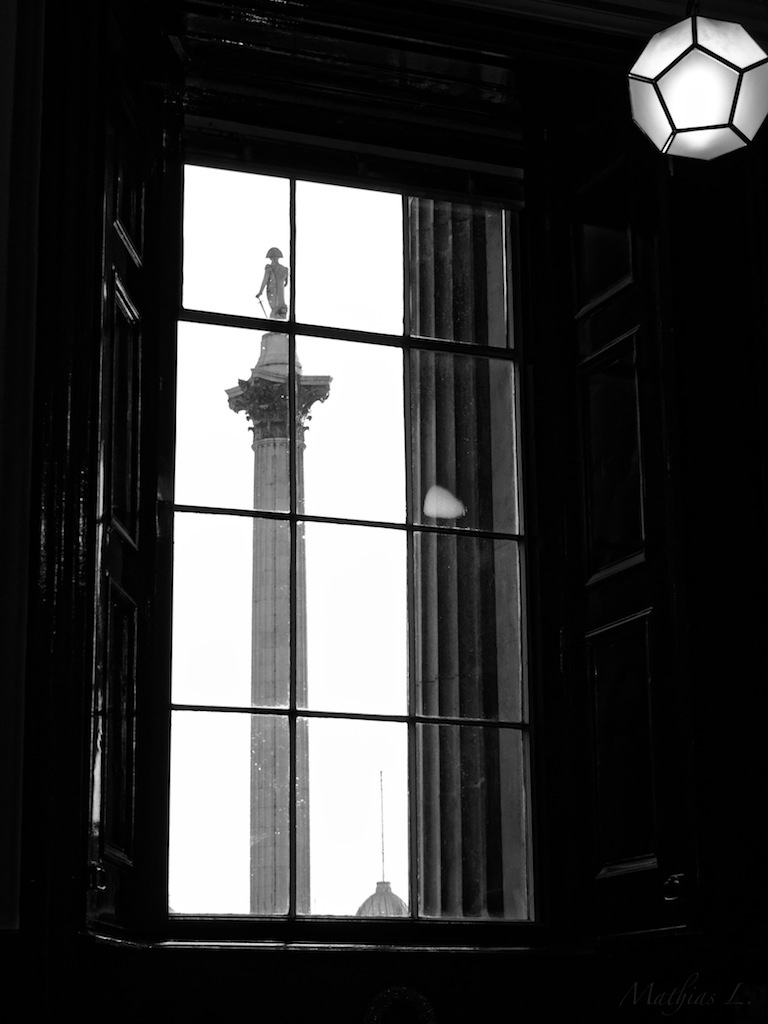 Londres - Trafalgar Square