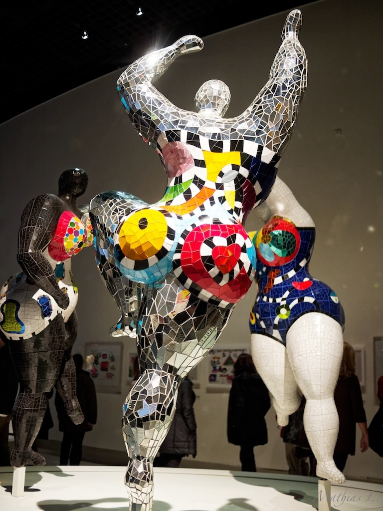 Niki de Saint Phalle - Grand Palais - Paris