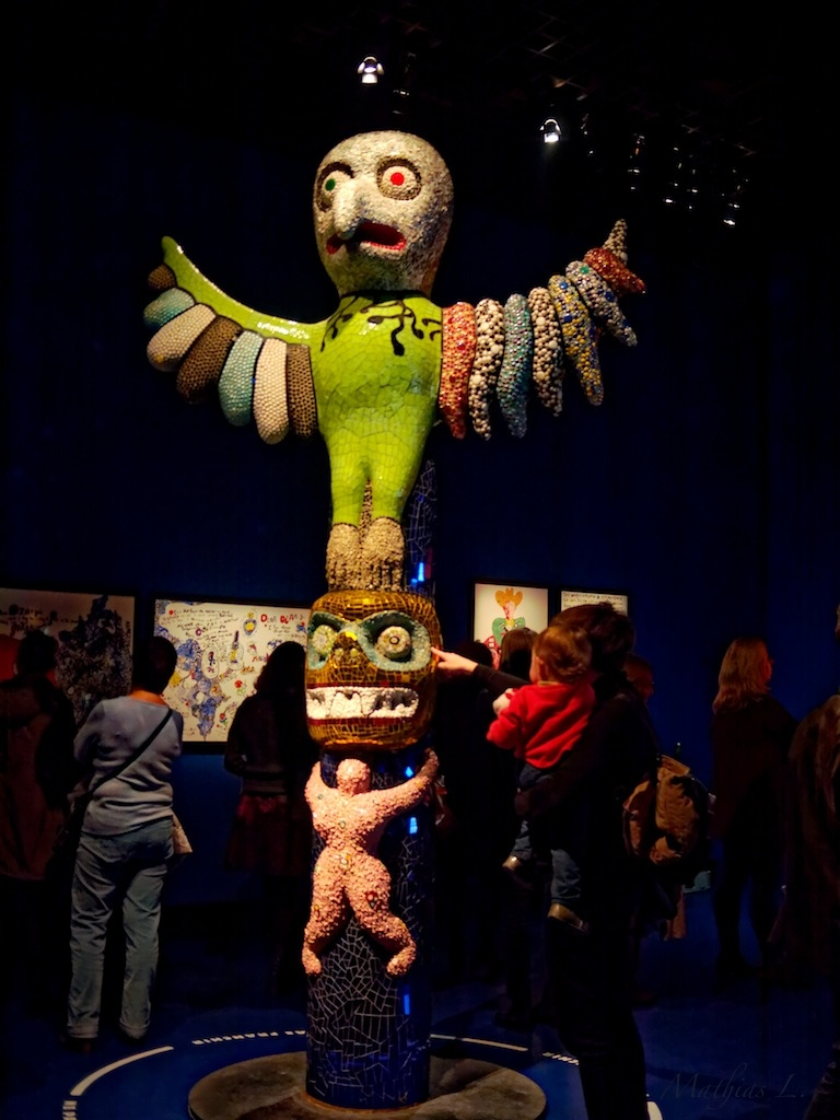 Niki de Saint Phalle - Grand Palais - Paris