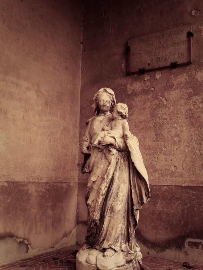 cité épiscopale / jardin Bossuet