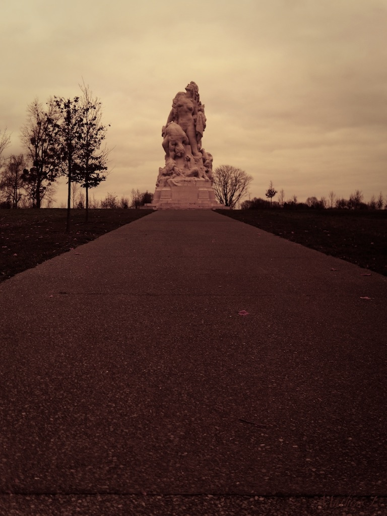 Monument américain de Meaux