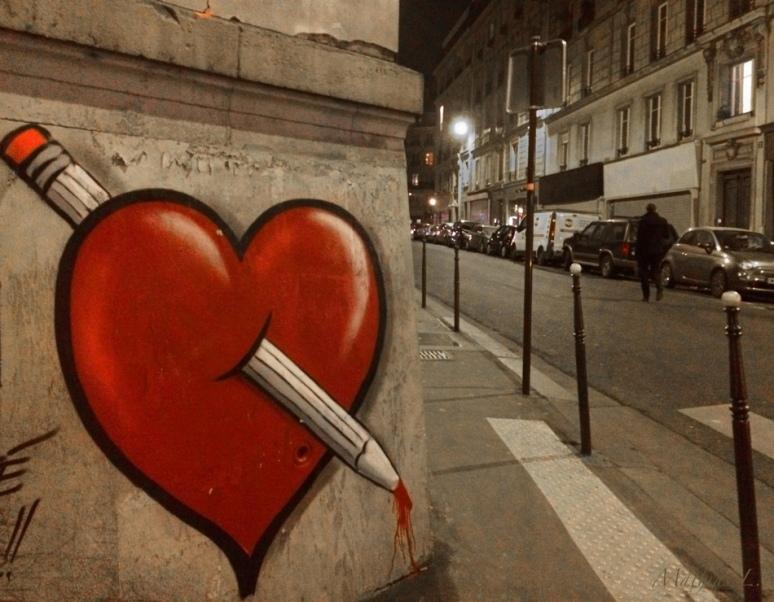 Un coeur dans la ville