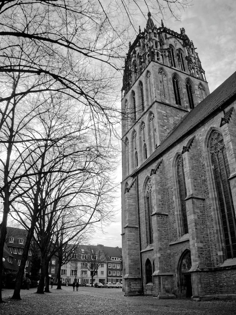 Münster - Überwasserkirch