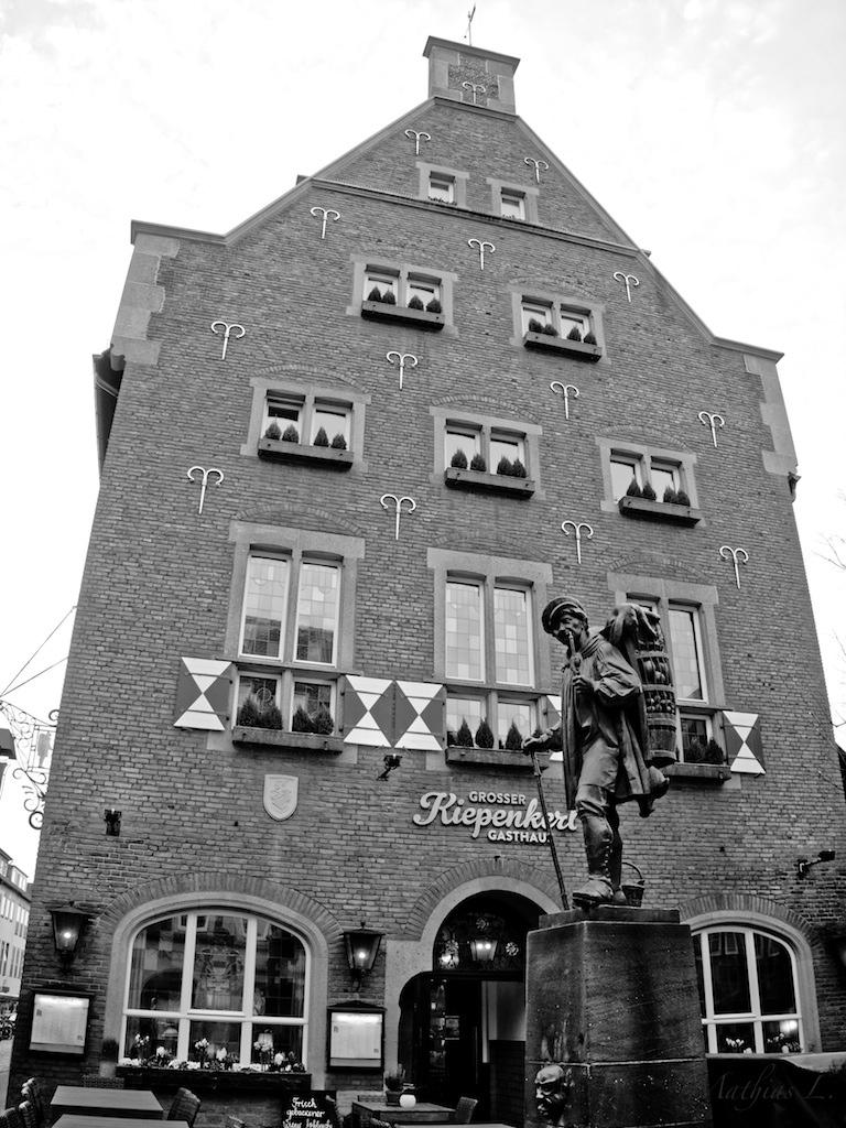 Münster - Grosser Kiepenkerl