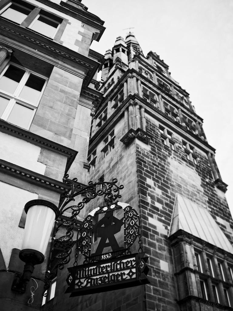 Münster - Historisches Rathaus