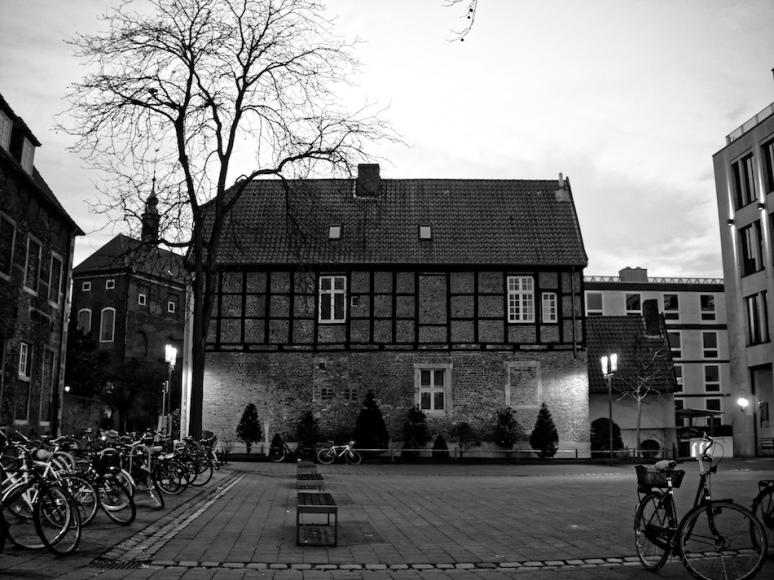 Münster - Adolph-Kolping-Platz